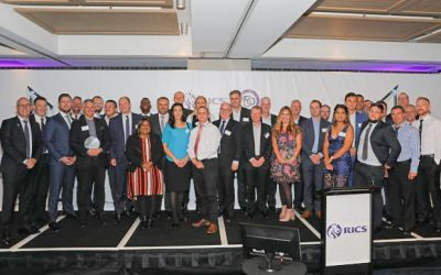 Rawlinsons win the RICS Quantity Surveying Team of the Year award