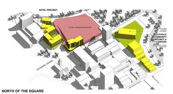 North of the Square Project Plans
